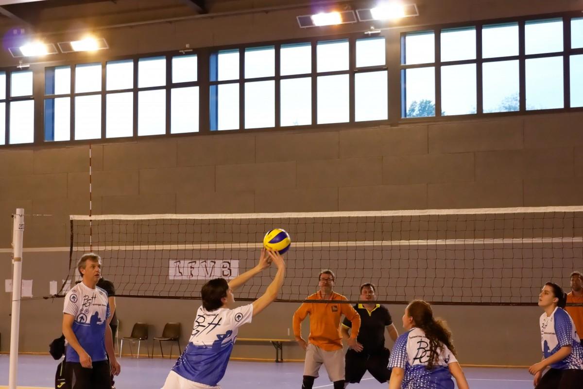 Tournoi de volley 1