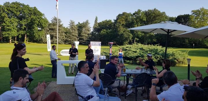 Cocktail remise des prix Open de golf 2019